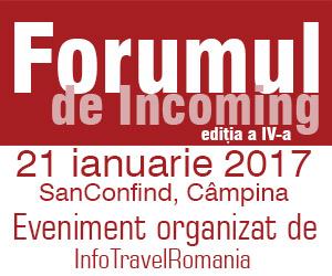 Forumul de Incoming Romania 2017