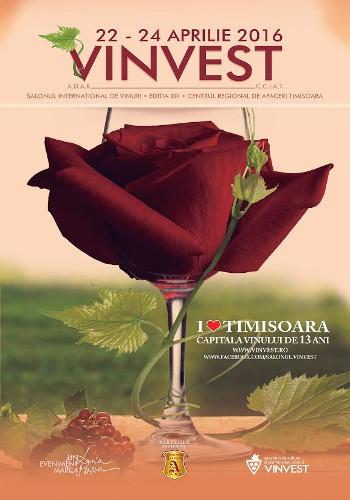 Vinvest, cu și despre vinuri, de 13 ani la Timișoara